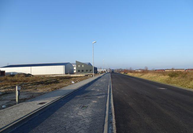 Straße Wolfsburg