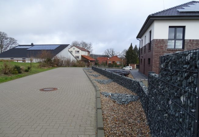 Straßenendausbau Hankensbüttel
